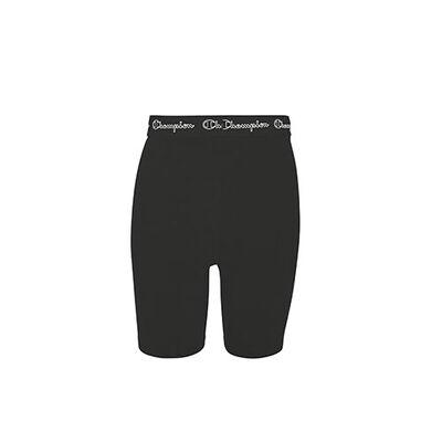 Women's Everyday Script Logo Bike Shorts, , large