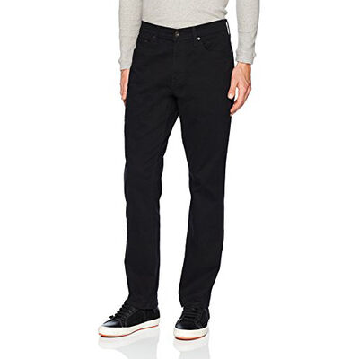 Signature by Levi Strauss & Co. Gold Label Men's Athletic Fit Raven Black Jeans
