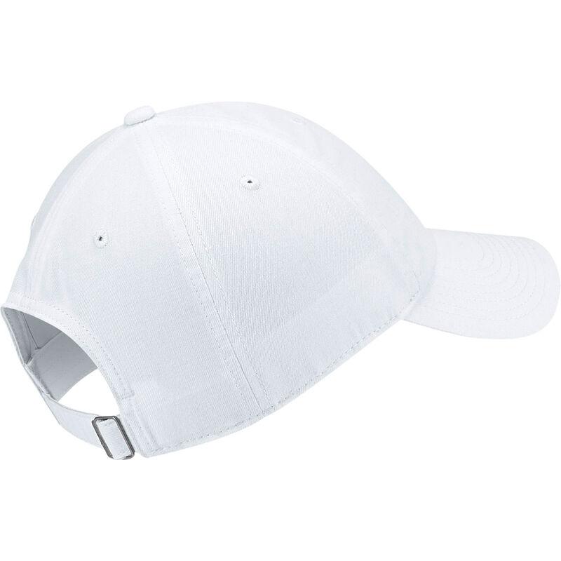 Men's Heritage86 Futura Cap, White/Black, large image number 1