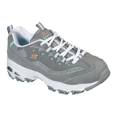 Women's D'Lites Sparkling Athletic Shoes, , large