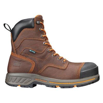 "Timberland Men's PRO 8"" Helix HD Composite Toe Waterproof Boots"