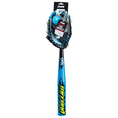 Franklin Youth Bat, Glove and Ball Set
