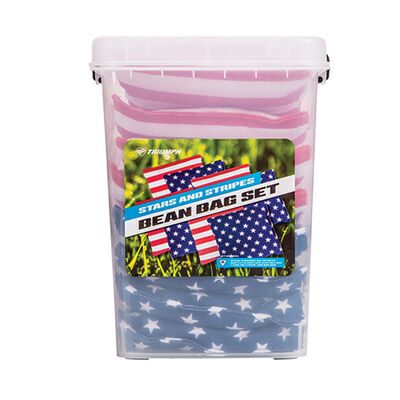 Triumph 8 Pack Stars and Stripes Bag