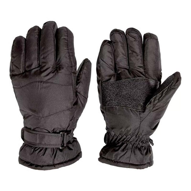 Men's Taslon Ski Gloves, , large image number 0
