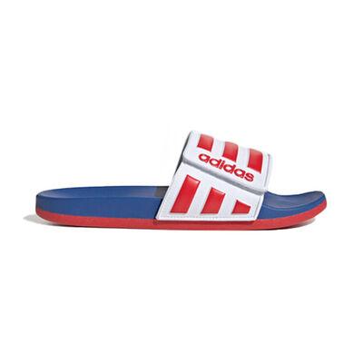adidas Men's Adilette Comfort Adjustable Slides