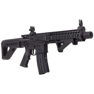 Dpms Panther Arms SBR Full Auto Blowback Action BB Rifle .177 Cal