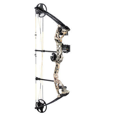 Bear Archery Limitless Dual Cam Compound Bow Package