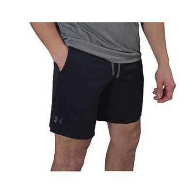Men's Tech Mesh Shorts, Black, large
