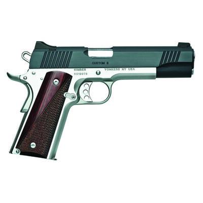 Kimber Custom 1911 Two Tone .45ACP Pistol