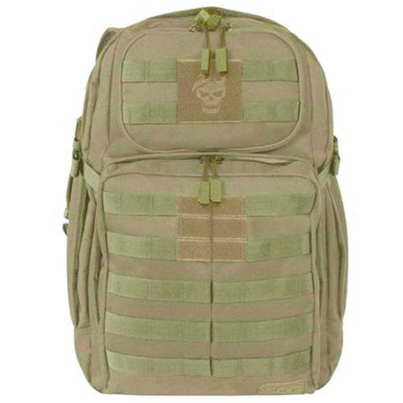 Ninja Backpack, Tan,Beige,Fawn,Khaki, large image number 0