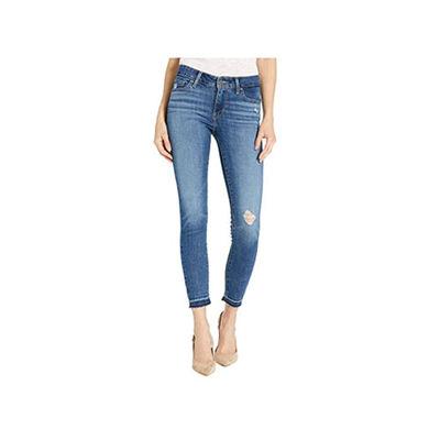 Levi's Women's 711 Maui Raw Hem Jeans