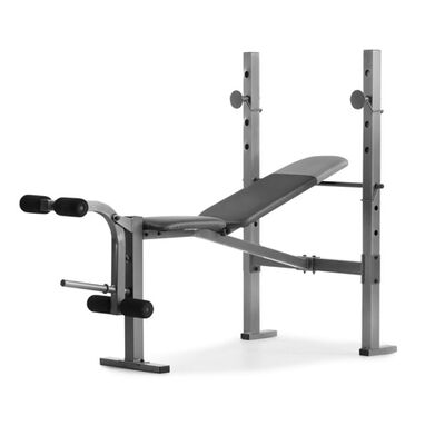 Weider XR 6.1 Multi-Position Bench with Leg Developer