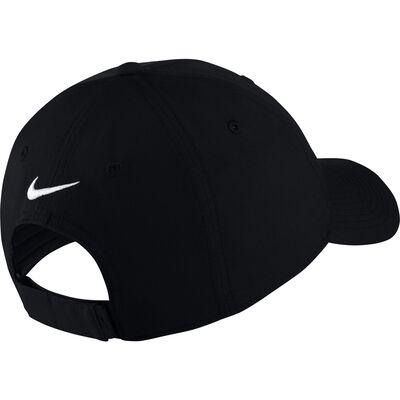 Legacy 91 Golf Hat, Black, large