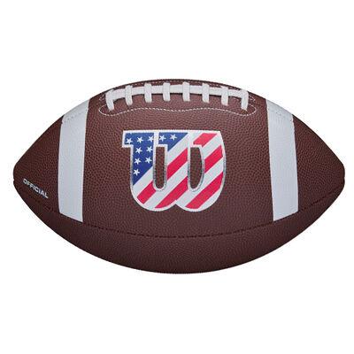 Wilson Junior Official NFL Legend Americana Football