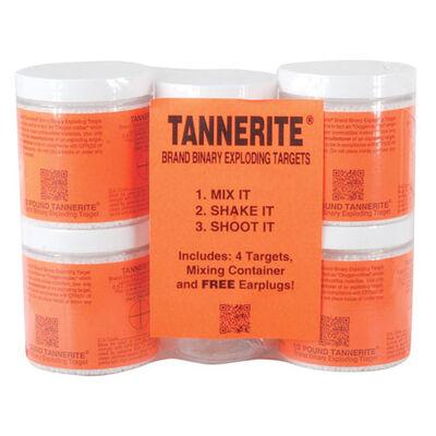 Tannerite Brick 4 Pack 1 LB Targets