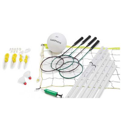 Wild Sports Volleyball/Badminton Combo Game