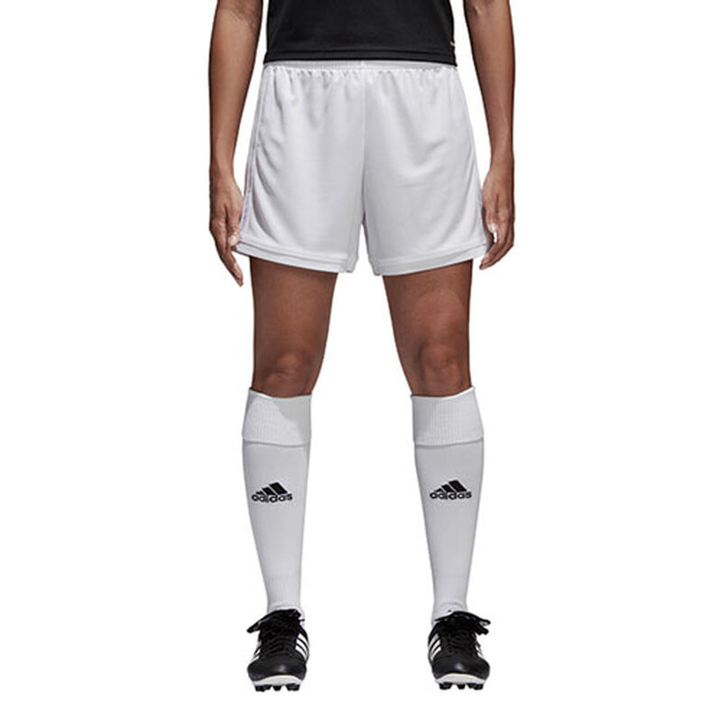 Women's Squadra Shorts, White, large image number 0