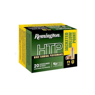 Remington HTP .40 S&W 55GR JHP Ammunition