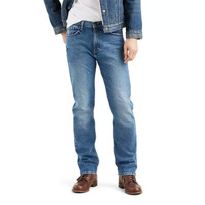 Levi's Men's 505 Regular Nail Loop Knot Jeans