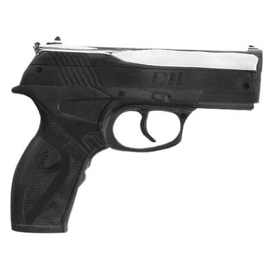 Crosman C11 CO2 Semi Automatic Pistol .177 BB Synthetic Black