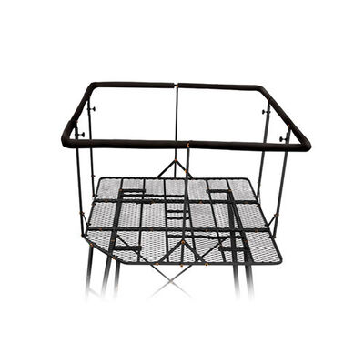 7' Roost Quad Pod with Blind Kit, , large
