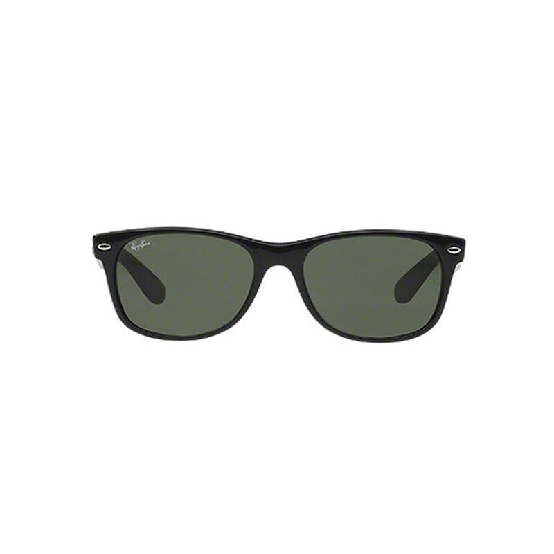 New Wayfarer Classic Sunglasses, Black/Black, large image number 0
