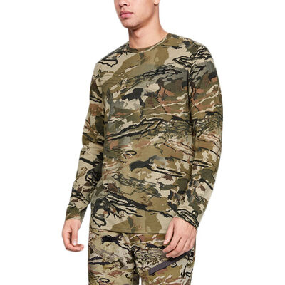 Under Armour Men's Long Sleeve Scent Control Camo Hunting Shirt