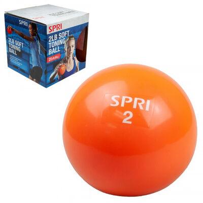 Spri 2LB. Soft Toning Ball