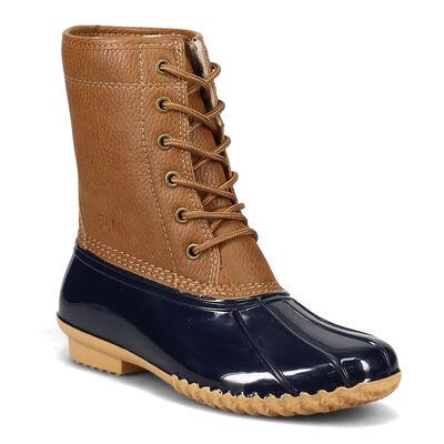 Women's Maplewood Waterproof Duck Boot, , large