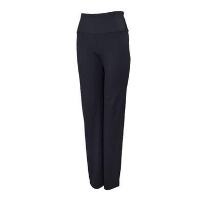 Yogalicious Women's High Waist Lux Straight Leg Yoga Pants