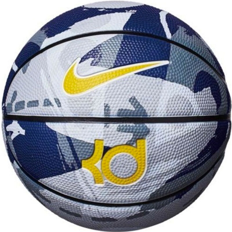 Kd Mini Basketball, Blue/Gray, large image number 0