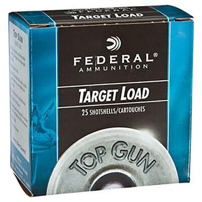 Federal Top Gun Target LDS-CS 20G 8