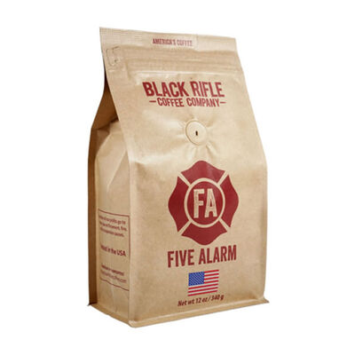 Black Rifle Coffee Co Five Alarm Coffee Roast