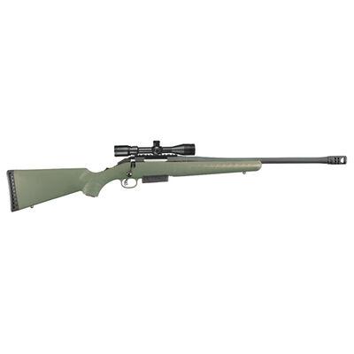 Ruger 450 Bushmaster Bolt Action Vortex Rifle Package
