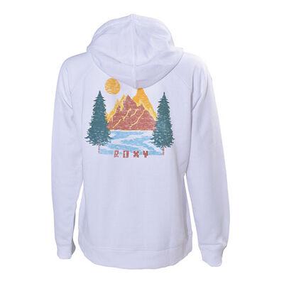 Women's Go To Tree Mountain Fleece Hoodie, , large