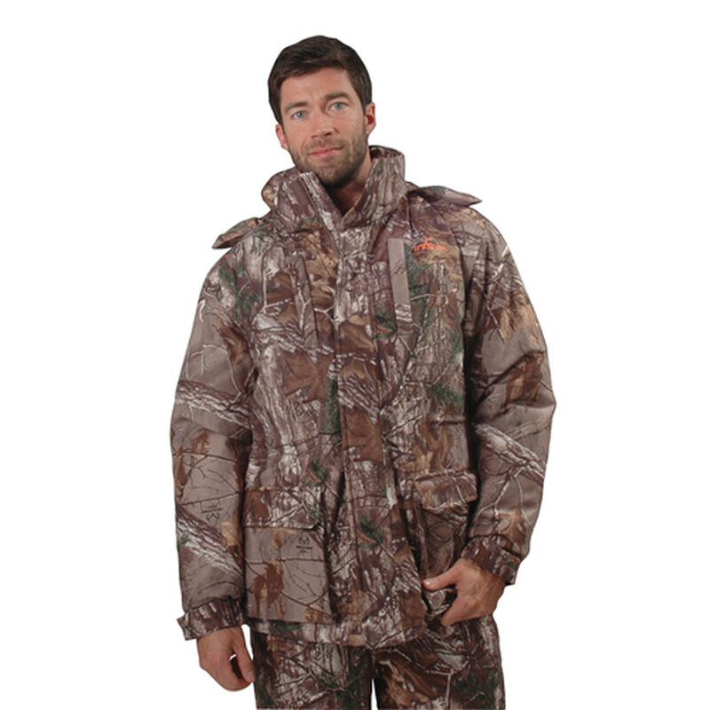 Men's RealTree Insulated Parka, , large image number 0