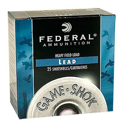 Federal Game Load 20 Gauge 7.5