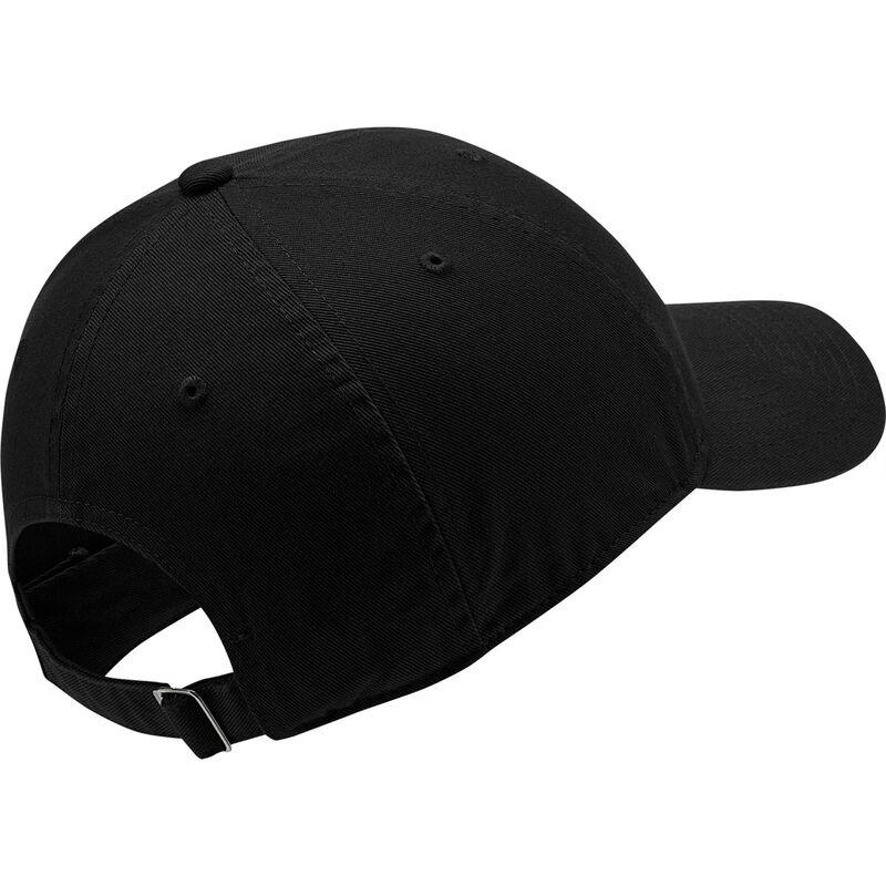 Men's Heritage86 Futura Cap, Black/White, large image number 1