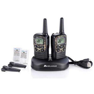 Midland 22CH/28ML Camo Two-Way Radio