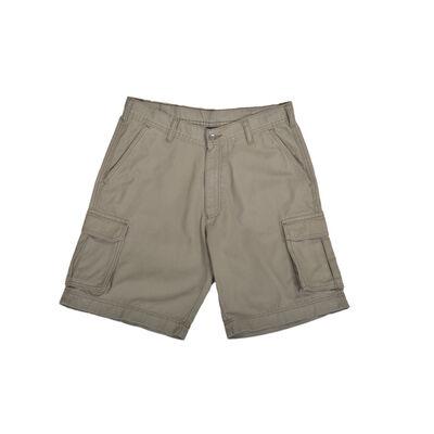 Full Blue Men's Twill Cargo Shorts