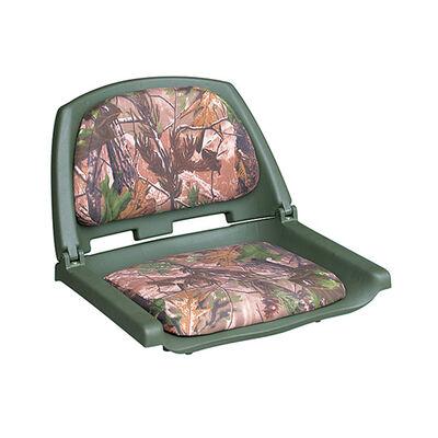 Wise Camouflage Folding Plastic Boat Seat