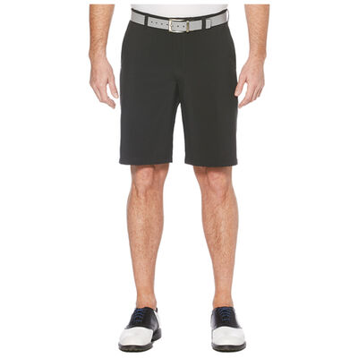 Men's Active Flex Regular-Fit Performance Golf Shorts, Black, large