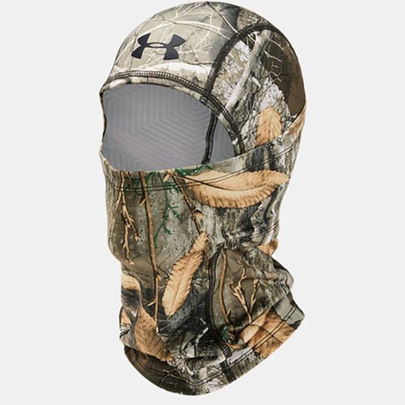 Men's ColdGear Infrared Scent Control Hood, Realtree, large image number 0