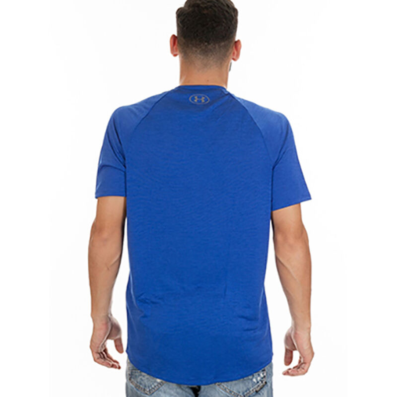 Men's Short Sleeve 2.0 Tech Tee, Royal Bl,Sapphire,Marine, large image number 1