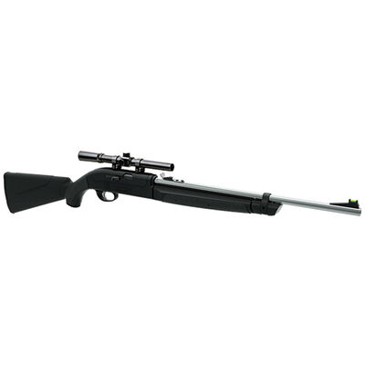 Remington AirMaster 77 Pump 177 Caliber Pellet and BB Air Rifle with Scope