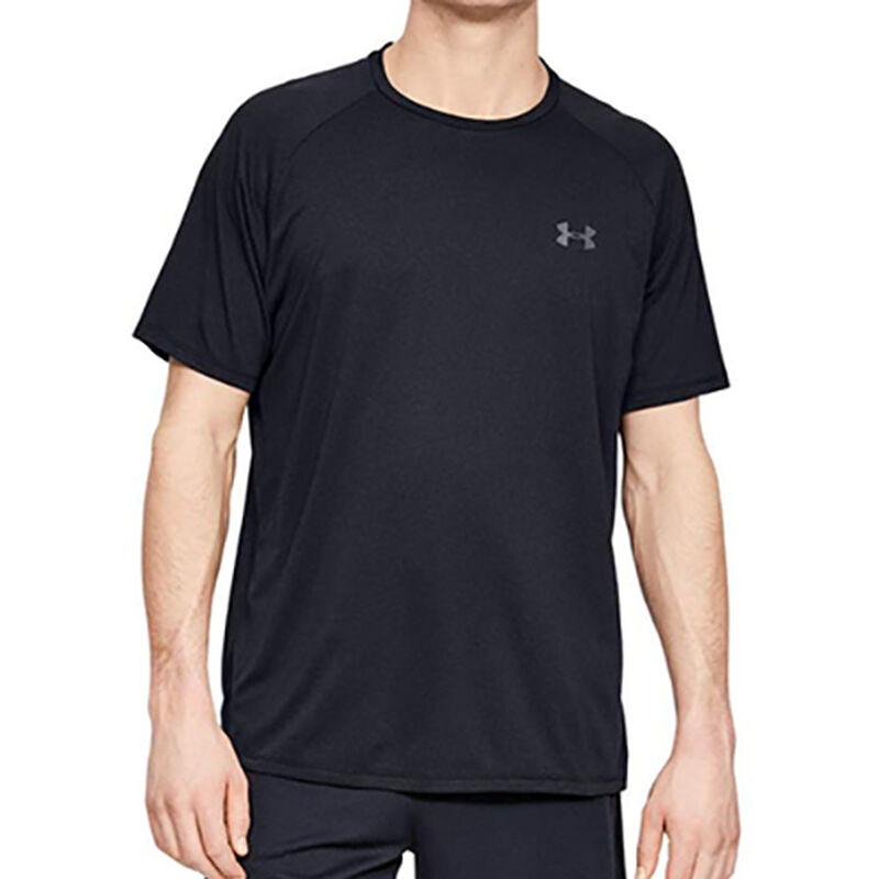 Men's Tech 2.0 Short Sleeve Tee, Black, large image number 0