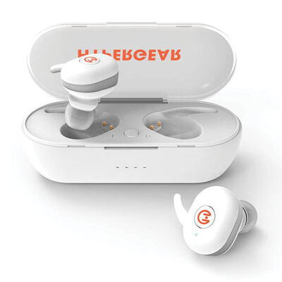 Active True Wireless Earbuds, Black, large