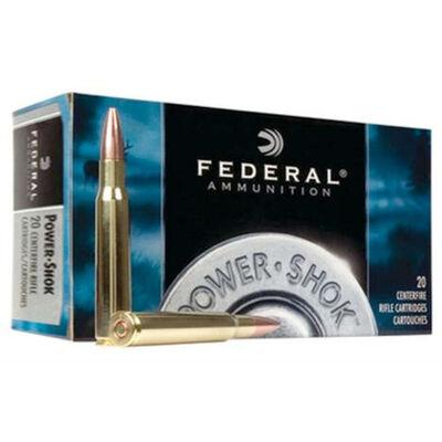 Federal .223 Remington SP 64GR Power-Shok Ammunition