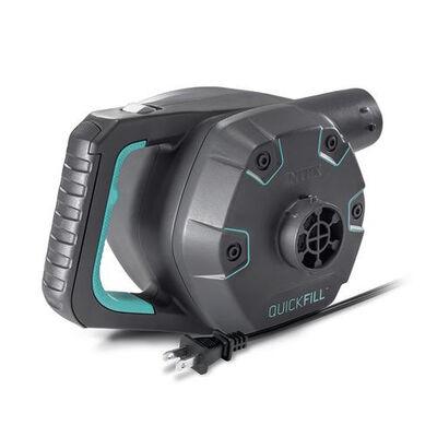 Intex 120-Volt Deluxe Ac Quick Fill Air Mattress Pump