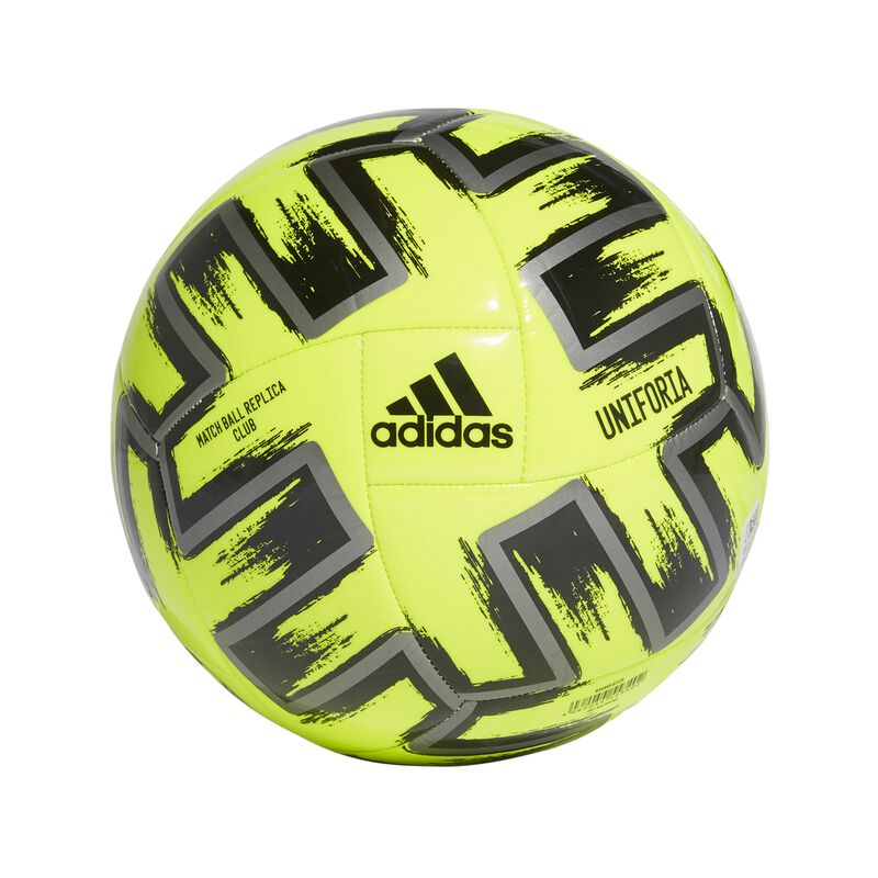 Uniforia Club Soccer Ball, Neon Yellow, large image number 2